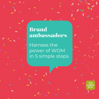 Marketing essentials: brand ambassador programme