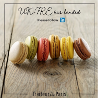 OOOh la la! … say hello to Traiteur de Paris